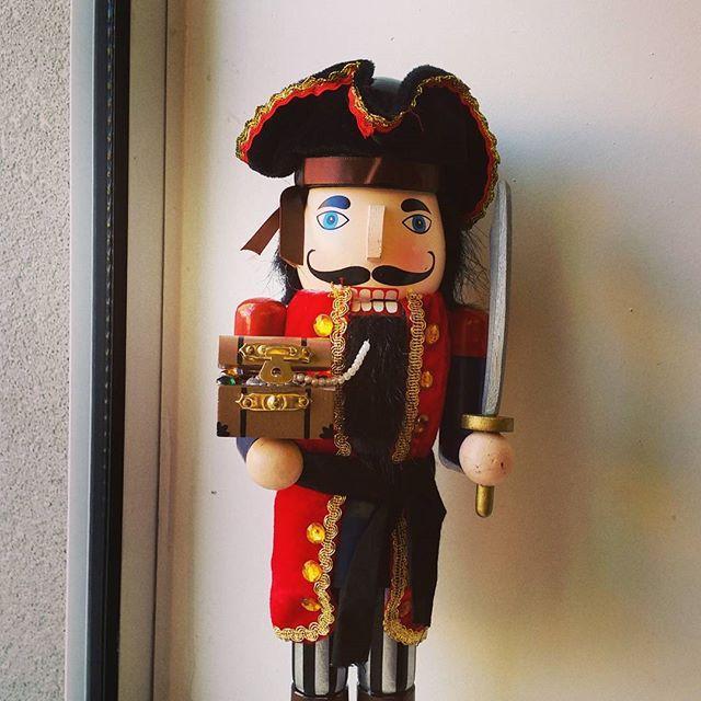 "My ""stargram"" from my family.  #idontDoBallet #nutcracker #pirate"